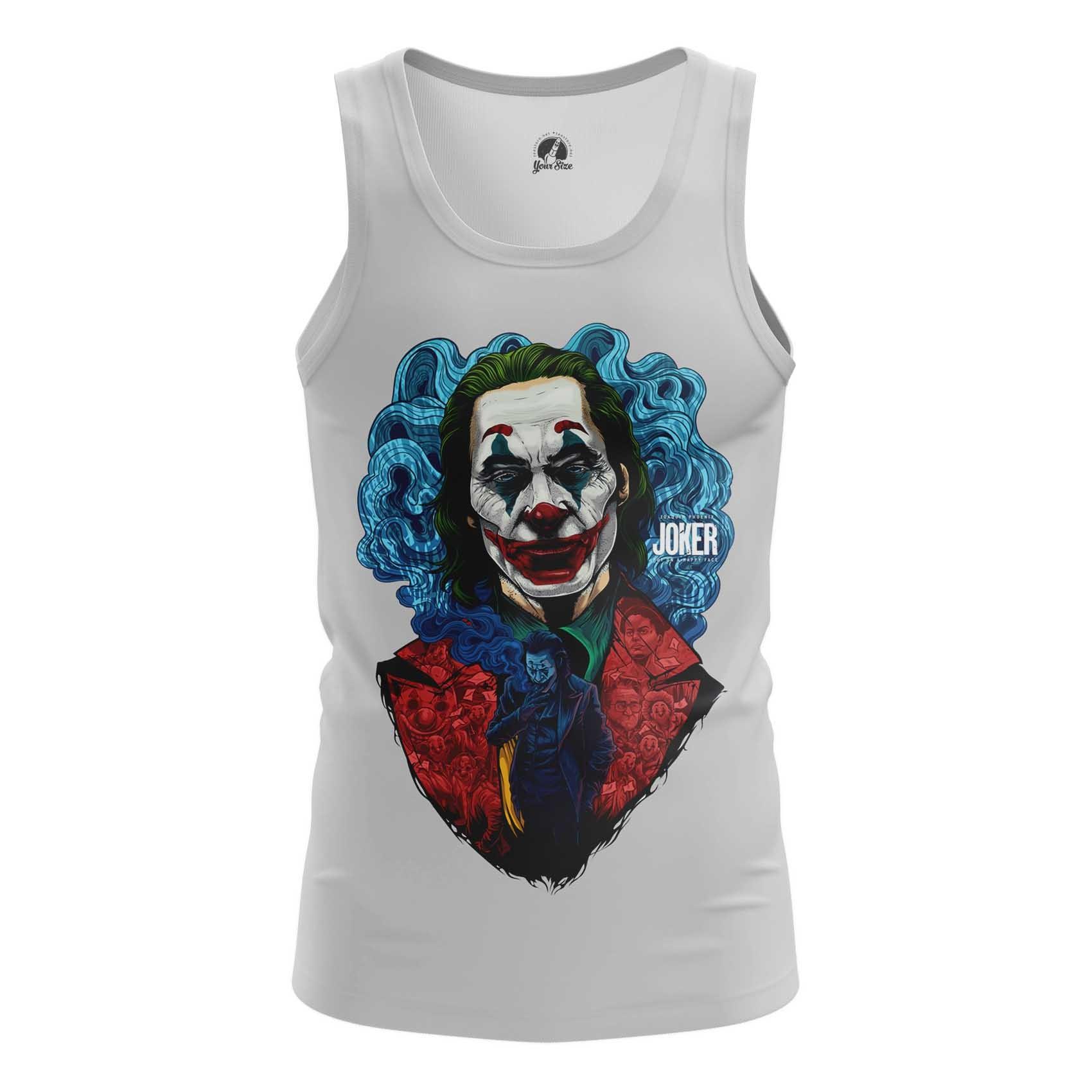 Merch Men'S Tank Joker Cloth Vest