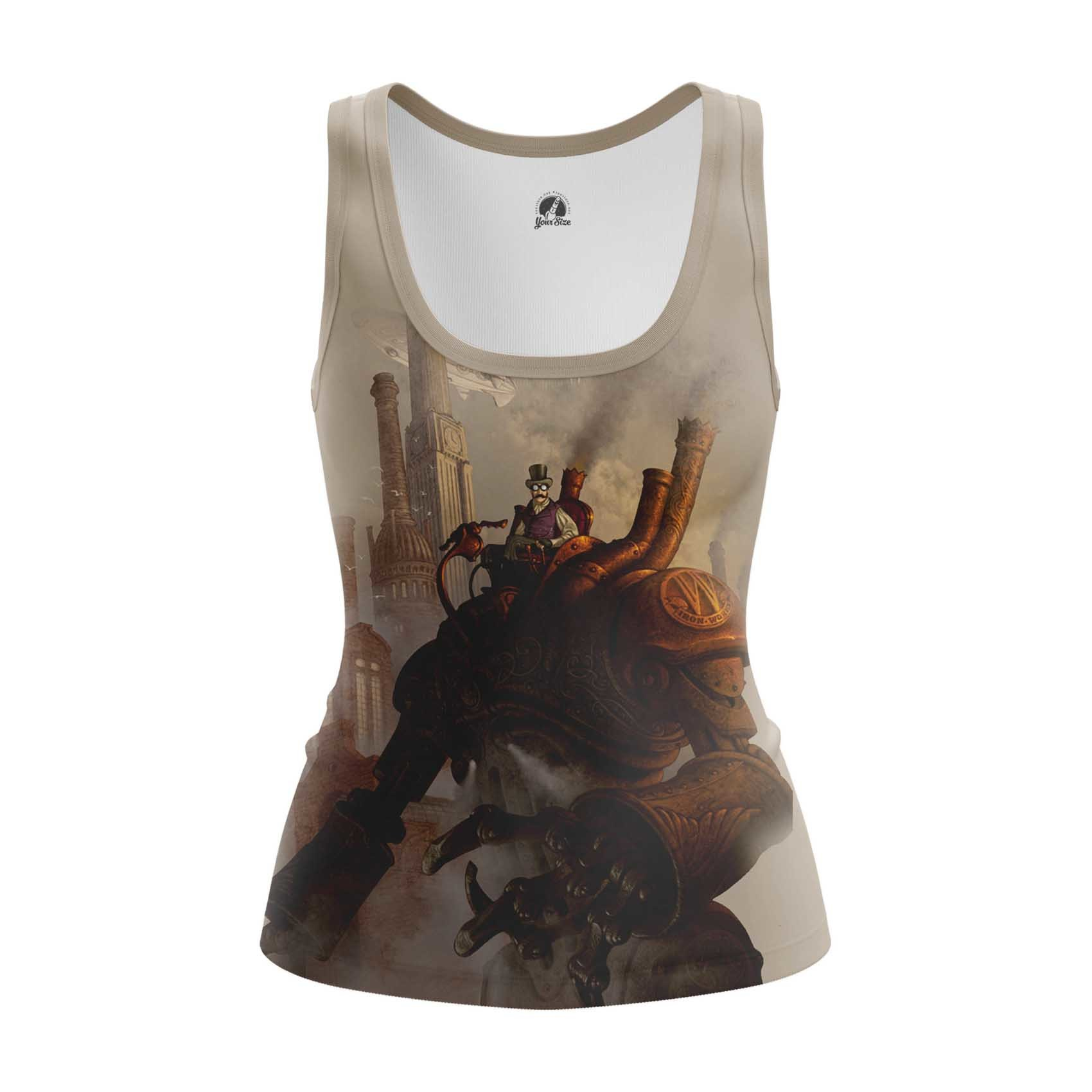 Merchandise Womens Tank Steampunk