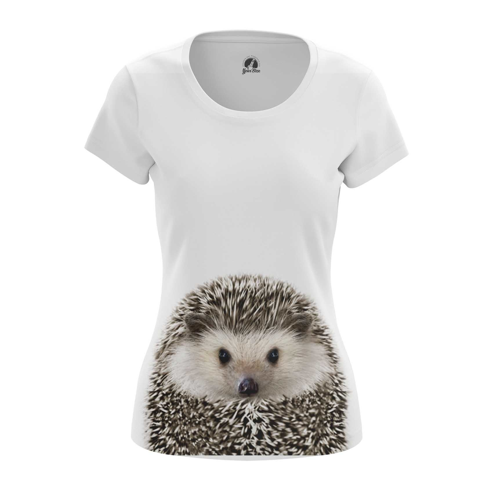 Merch Women'S Long Sleeve Hedgehog Clothing With Hedgehogs