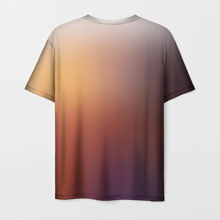 Merch T-Shirt Metro Exodus Space Print