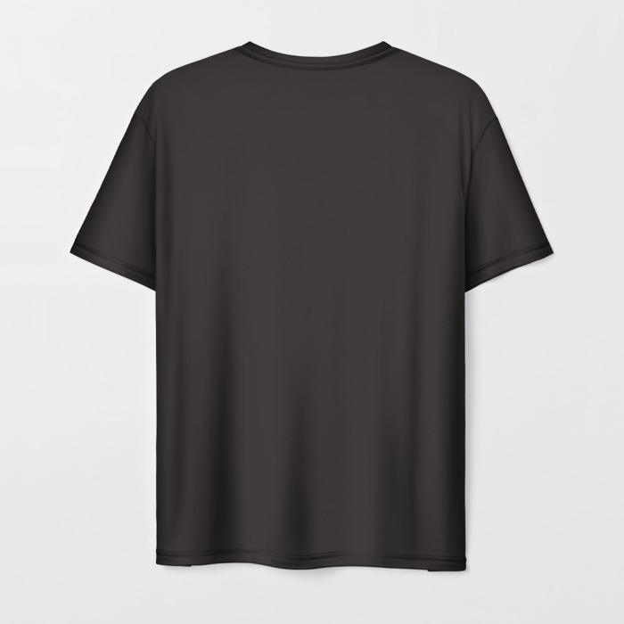 Merch T-Shirt Zed Dota Black Print