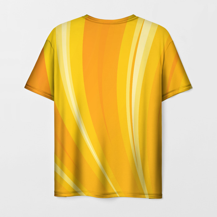 Collectibles T-Shirt World Of Warcraft Yellow Character