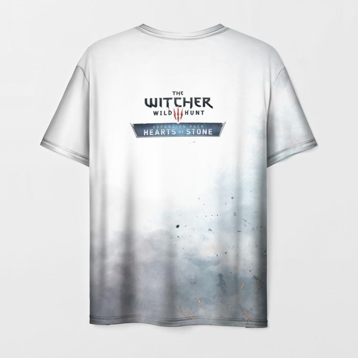 Merch T-Shirt Olgerd Witcher White Character