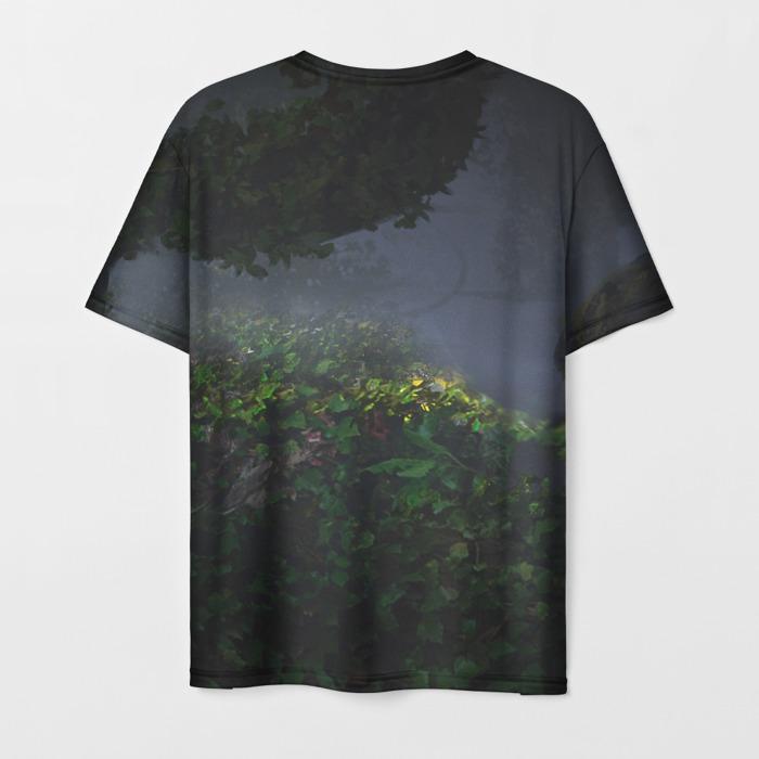 Collectibles T-Shirt Yennifer Geralt Witcher Scene