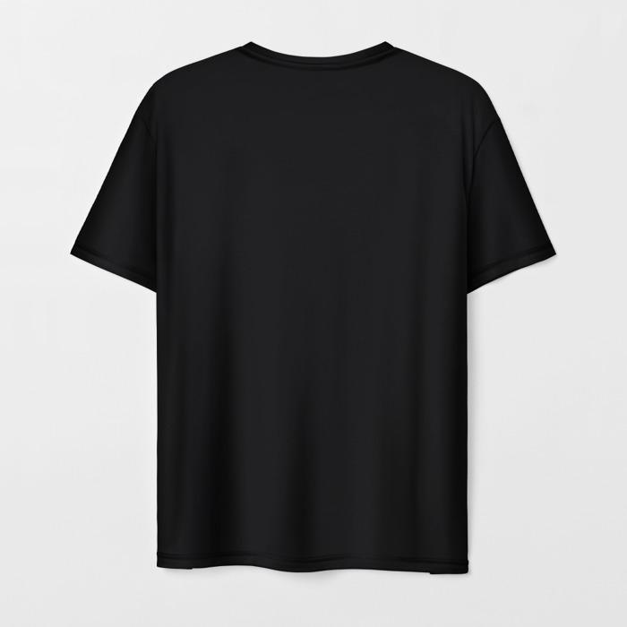 Merch T-Shirt Black Image Design Call Of Duty