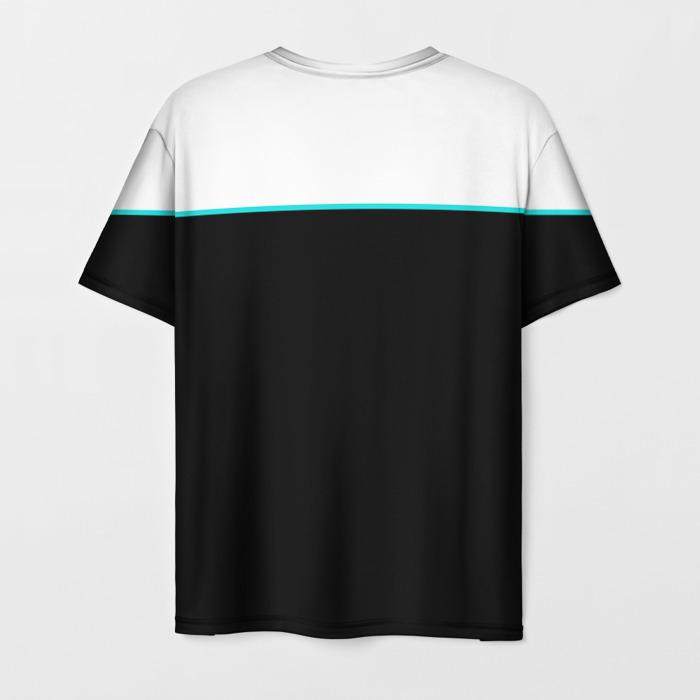 Merch T-Shirt Figure Font Detroit Become Human