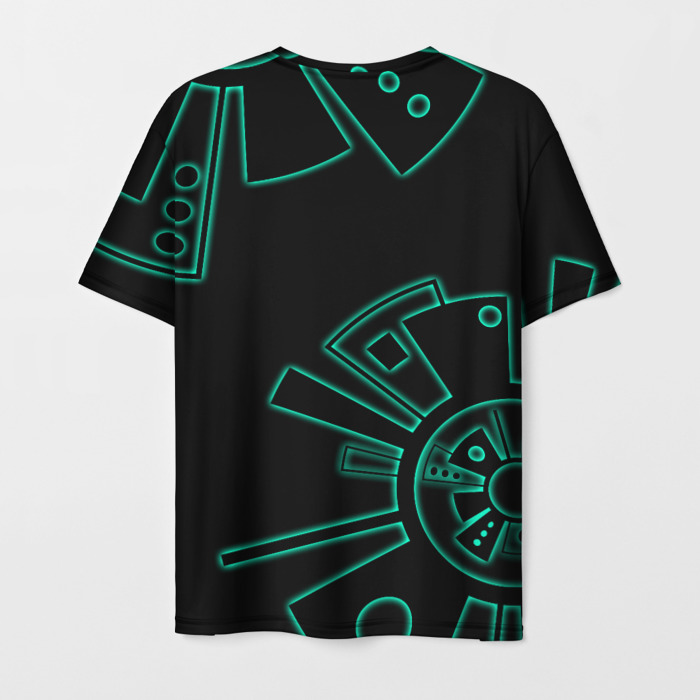 Collectibles T-Shirt Game Fallout Dota Graphic Black
