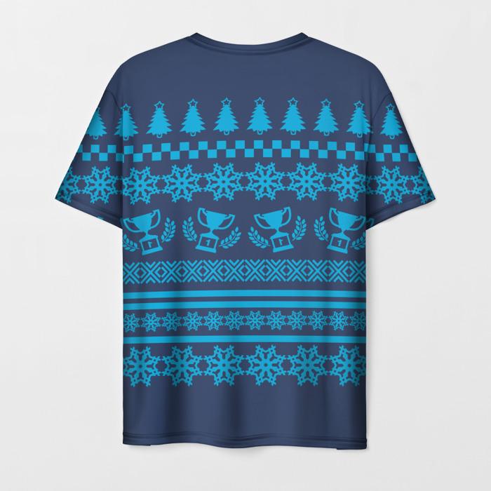 Merch T-Shirt Pattern Game Team Liquid