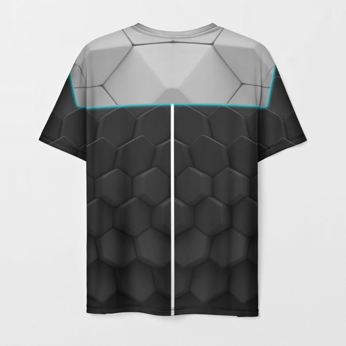 Collectibles T-Shirt Title Print Detroit Apparel