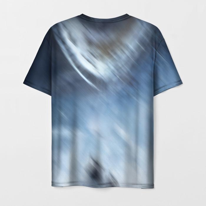 Merchandise T-Shirt Label Print Siege Rainbox Six