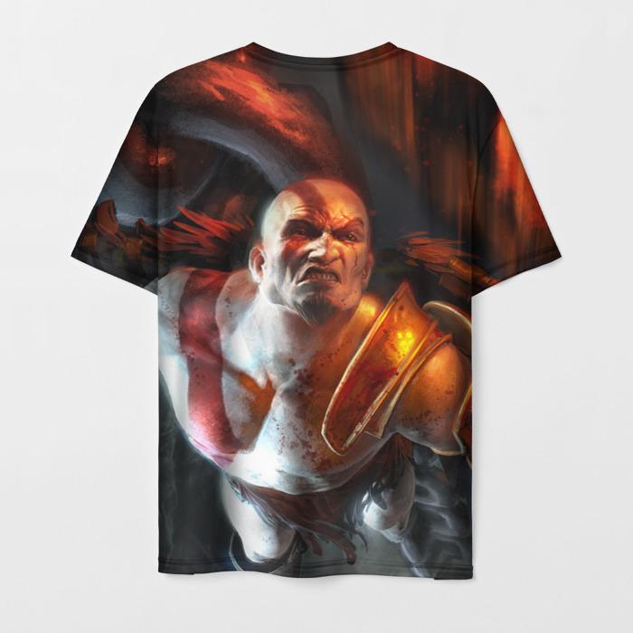 Merchandise T-Shirt Hero General Kratos God Of War