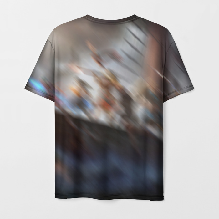 Merchandise T-Shirt Pillars Of Eternity Deadfire Starship Print