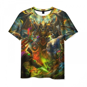 Merch T-Shirt Heroes Of The Storm Graphic
