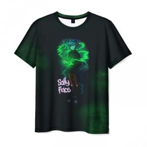 Collectibles T-Shirt Sally Face Black Merchadise