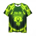 Collectibles - T-Shirt Fore The Horde World Of Warcraft