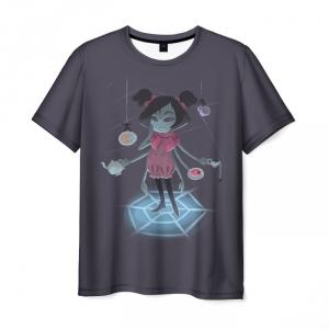 Merchandise T-Shirt Undertale Animals Spider Merch