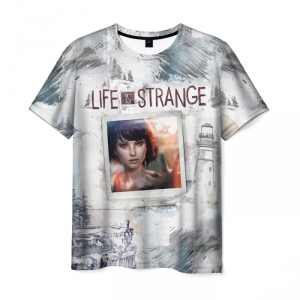 Collectibles T-Shirt Max Life Is Strange Hero Face