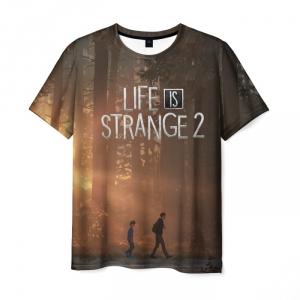Collectibles T-Shirt Life Is Strange 2 Scene Print
