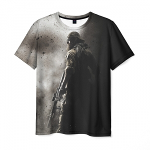 Collectibles T-Shirt Medal Of Honor Merch Print