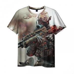 Merchandise T-Shirt Ghost Recon Firearm Print