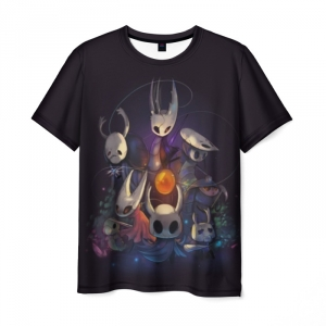 Collectibles T-Shirt Hollow Knight Drawing Apparel
