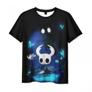 Collectibles T-Shirt Hollow Knight Black Design