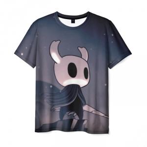 Collectibles T-Shirt Hollow Knight Print Merch