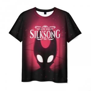 Collectibles T-Shirt Hollow Knight Silksong Black Print