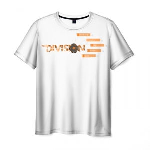 Merch T-Shirt Tom Clancy'S The Division