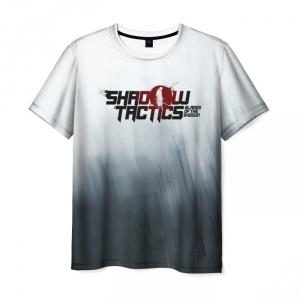 Collectibles T-Shirt Shadow Tactics Print Design