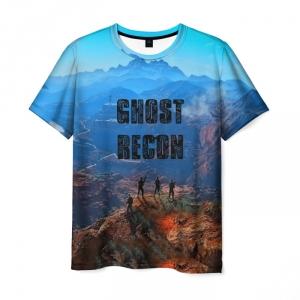Merchandise T-Shirt Ghost Recon Landscape Print