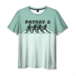 Collectibles - T-Shirt Payday Print Merch Design