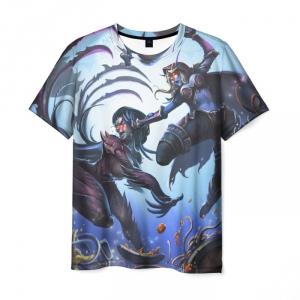 Merch T-Shirt Heroes Of The Storm Print Merch