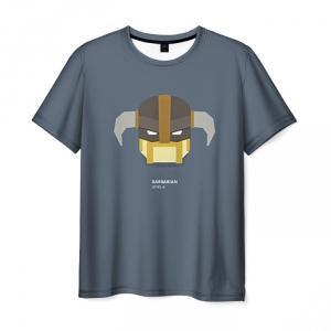 Merch T-Shirt Clash Of Clans Design Apparel