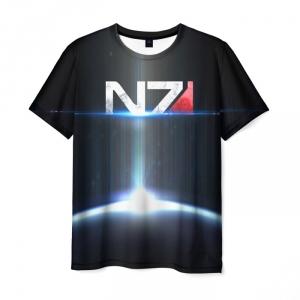 Merchandise T-Shirt N7 Mafia On The Citadel Black