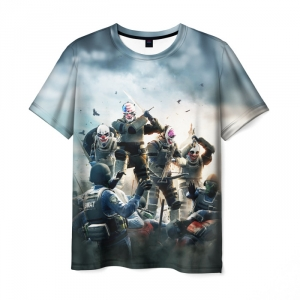 Collectibles - T-Shirt Payday Episode Art Design