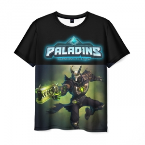 Merch T-Shirt Paladins Merch Hero Print