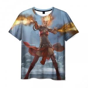 Merchandise T-Shirt Magic The Gathering Scene Art