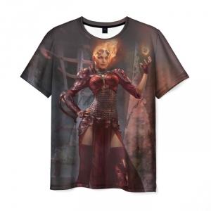 Merchandise T-Shirt Magic The Gathering Hero Print