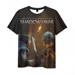 Merchandise T-Shirt Shadow Of War Middle-Earth