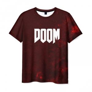 Collectibles T-Shirt Doom Mars Space Art