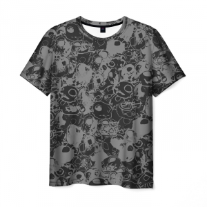 Collectibles T-Shirt Doomkitty Counter Strike Pattern