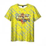 Collectibles T-Shirt Subway Surfers Yellow Emblem