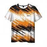 Collectibles T-Shirt Resident Evil Smear Orange