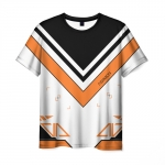 Collectibles T-Shirt Asiimov Counter Strike Form Print