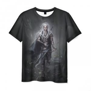 Collectibles T-Shirt Felannar Final Fantasy Character