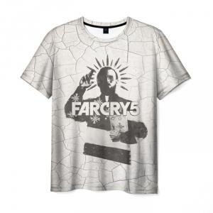 Merchandise T-Shirt St Joseph Seed Far Cry Print