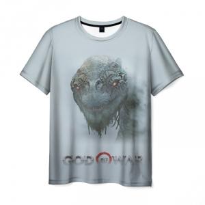 Merchandise T-Shirt Jörmungandr God Of War Serpent Snake