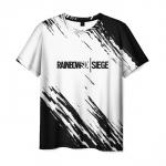 Merchandise T-Shirt Rainbow Six Siege Merchandise White