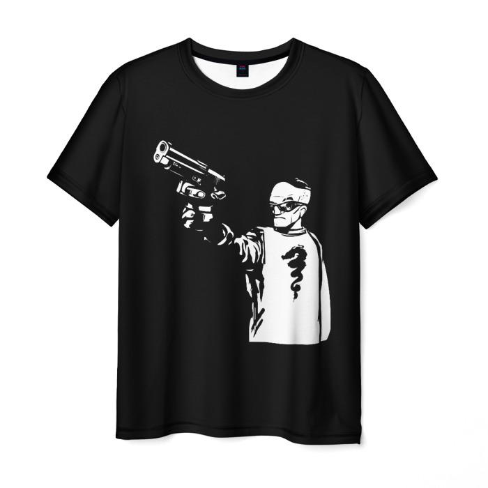 Collectibles T-Shirt Black Triad Print Gta